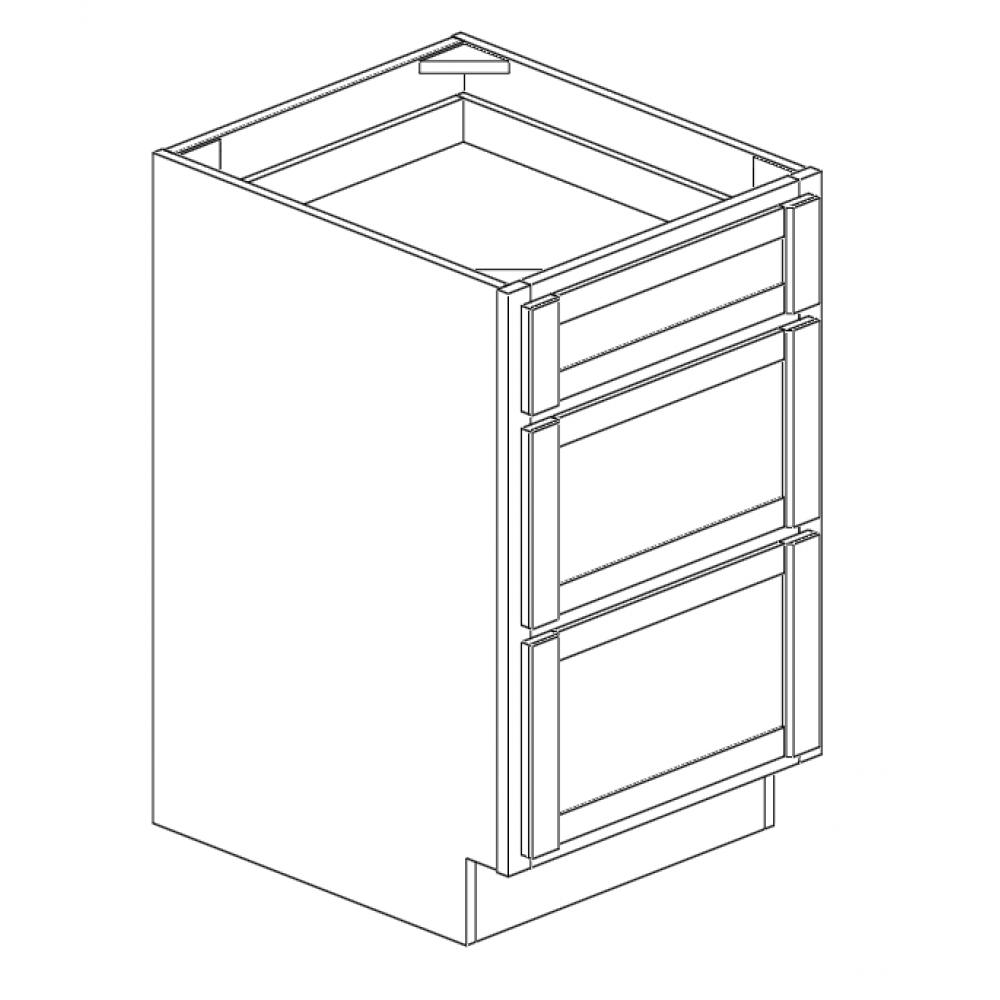 Drawer Base Cabinet 30