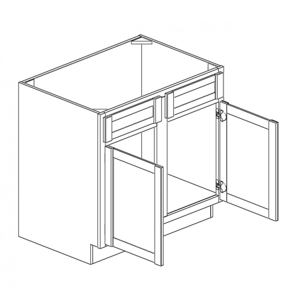 Sink Base Cabinet 39