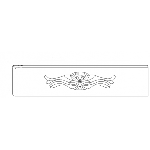 Accessories - Arched Valance