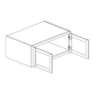 Wall Cabinets - Refrigerator Cabinet